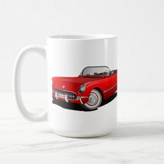 Mug Corvette