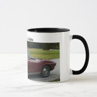 Mug Corvette injectée 1962 par carburants