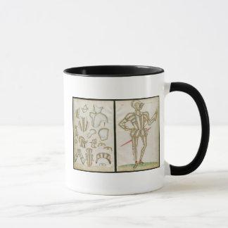 """Mug Costume d'armure pour mon Lorde Skrope, """"d'un"""