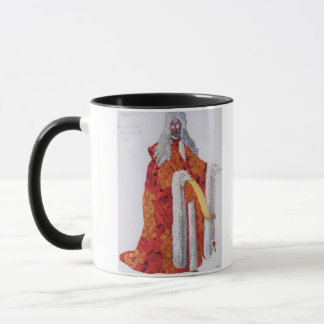 Mug Costumez la conception pour le maréchal