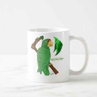 Mug Cotorra Puertorriqueña/perroquet portoricain