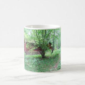 Mug Cottage dans les bois