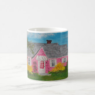 Mug Cottage rose