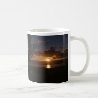 Mug Coucher du soleil en Sardaigne