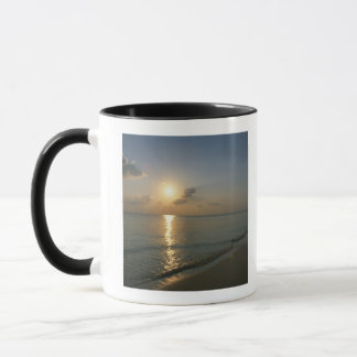 Mug Coucher du soleil et mer 2