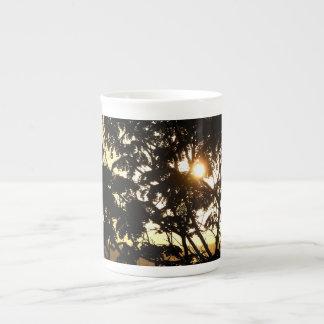 Mug Coucher du soleil par la photographie tropicale
