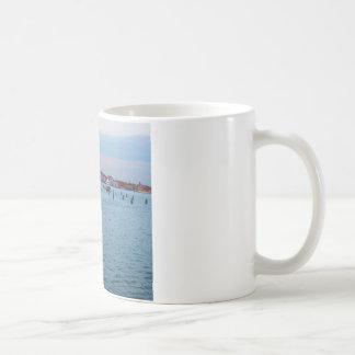 Mug Coucher du soleil romantique en photographie de