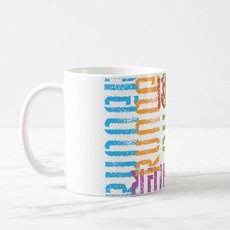 Mug Coulez de la variété