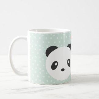 Mug Couples de panda