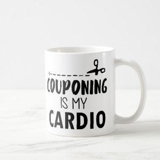 Mug Couponing est mon cardio-