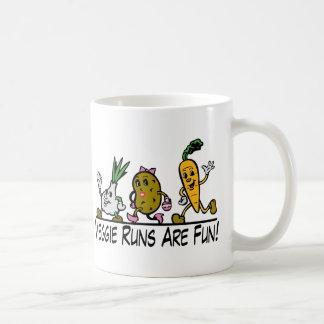 Mug Courses végétariennes