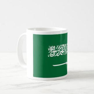 Mug Coût bas ! Drapeau de l'Arabie Saoudite