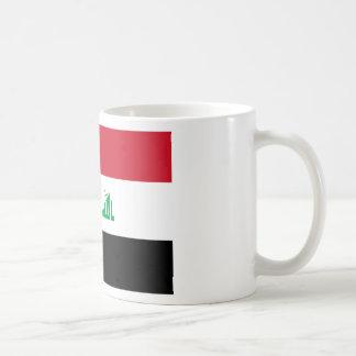 Mug Coût bas ! Drapeau de l'Irak