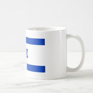 Mug Coût bas ! Drapeau de l'Israël