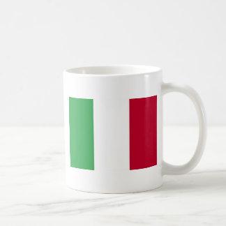 Mug Coût bas ! Drapeau de l'Italie