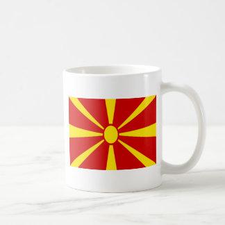 Mug Coût bas ! Drapeau de Macédoine
