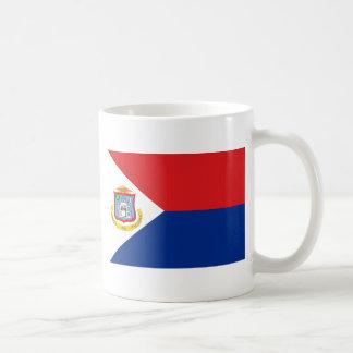 Mug Coût bas ! Drapeau de Sint Maarten