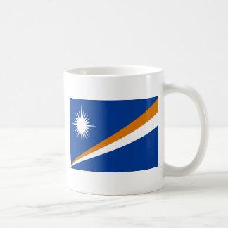Mug Coût bas ! Drapeau des Marshall Islands