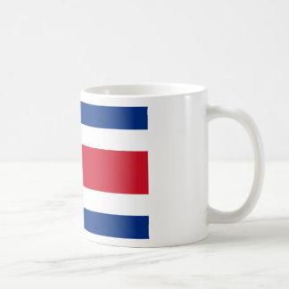Mug Coût bas ! Drapeau du Costa Rica