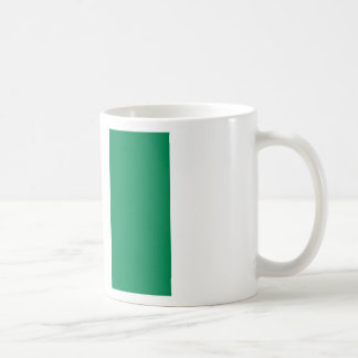 Mug Coût bas ! Drapeau du Nigéria