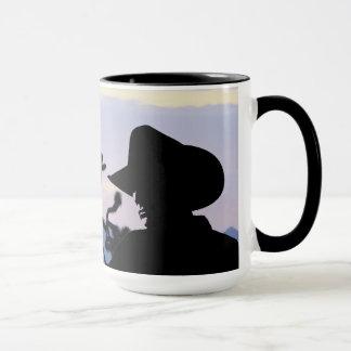Mug Cowboy frais Daniel James