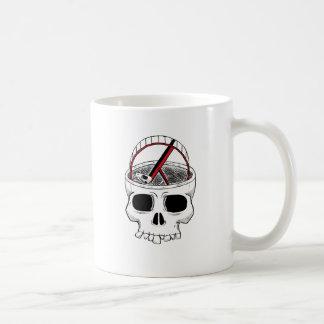 Mug Crâne d'idiot