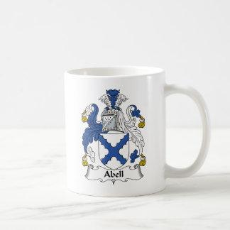 Mug Crête de famille d'Abell
