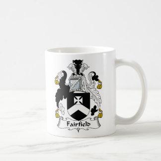 Mug Crête de famille de Fairfield