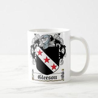 Mug Crête de famille de Gleeson