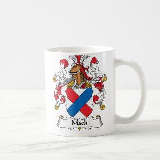 Mug Crête de famille de Mack