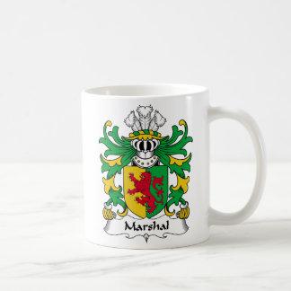 Mug Crête de famille de maréchal