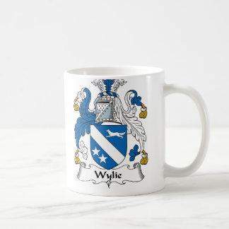 Mug Crête de famille de Wylie