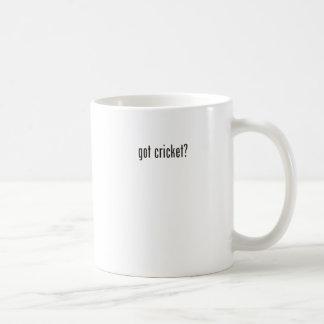 Mug cricket obtenu ?