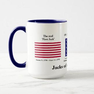 Mug Crics des Etats-Unis