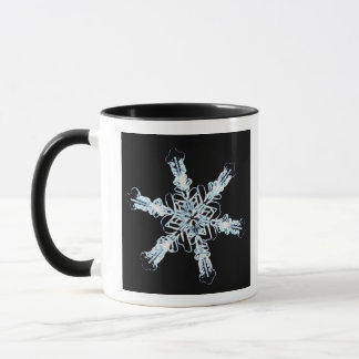 Mug Cristal stellaire de neige