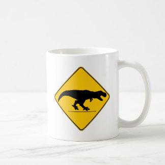 Mug Croisement de rex de Tyrannosaurus