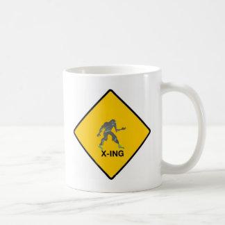 Mug Croisement de zombi