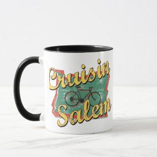 Mug Croisière Orégon de Salem de vélo