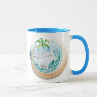 Mug Croisière tropicale