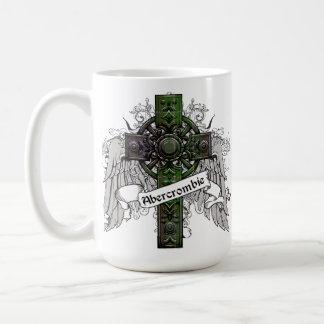Mug Croix de tartan d'Abercrombie