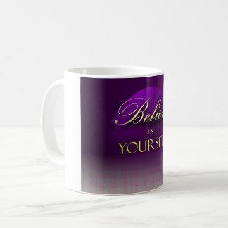 Mug Croyez à votre coeur