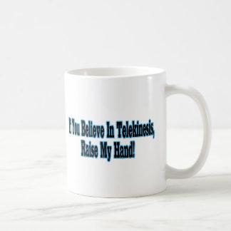 Mug Croyez au Telekinesis