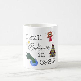 Mug Croyez aux 398,2