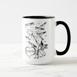 Mug Croyez en fée de lard