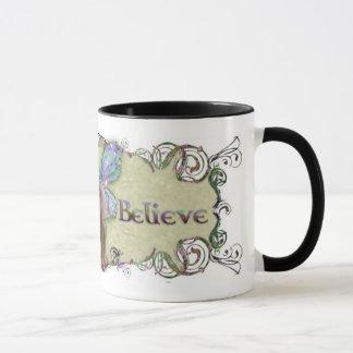 Mug Croyez juste au Fairys !