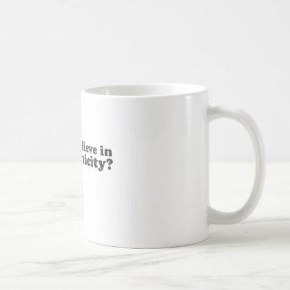 Mug Croyez-vous au Synchronicity ?