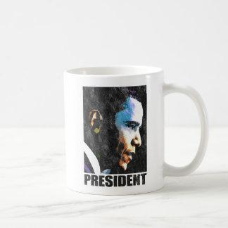Mug Cru du Président Barack Obama