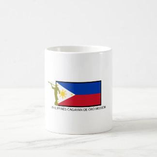 MUG CTR DE LA MISSION LDS DE PHILIPPINES CAGAYAN DE