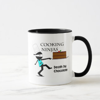 Mug Cuisine Ninjas