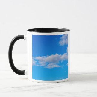 Mug cumulus au-dessus de l'ANTARCTIQUE occidental